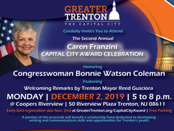 2nd Annual Caren Franzini Capital City Award Celebration