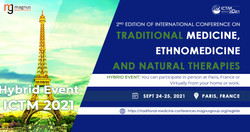 2nd Edition of International Conference on Traditional Medicine, Ethnomedicine and Natural Therapies