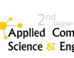 2nd Global Conference on Applied Computing in Science and Engineering