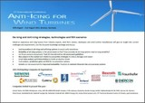 2nd International Conference Anti Icing for Wind Turbines