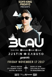 3lau at Royale | 11.17.17 | 10:00 Pm | 21+