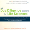 3rd Due Diligence Summit for Life Sciences