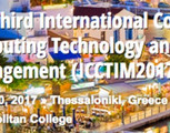 3rd Intl. Conference on Computing Technology and Information Management
