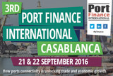 3rd Port Finance International Casablanca 2016