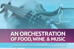 4th Annual Orchestration of Food, Wine and Music