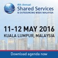 4th Annual Shared Services & Outsourcing Malaysia