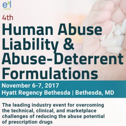 4th Human Abuse Liability & Abuse-Deterrent Formulations