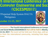 4th Int'l Conference on Computer Science, Computer Engineering&Social Media