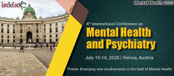 4th Online Conference on Mental Health & Psychiatry