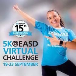 5k@easd Virtual Challenge