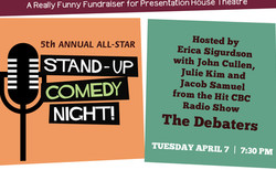 5th Annual All-Star Stand-Up Comedy Night