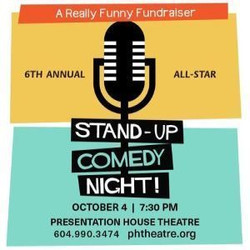 6th Annual All-Star Stand-Up Comedy Night