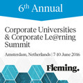 6th Annual Corporate Universities & Corporate Learning Summit
