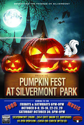 6th Annual Pumpkin Fest at Silvermont Returns to Brevard, North Carolina- Last 4 weekends of October