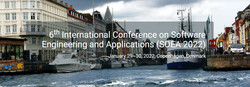 6th International Conference on Software Engineering and Applications (soea 2022)