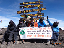 7 Days Lemosho Route, Kilimanjaro Climbing Offer On 2020 summer