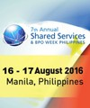 7th Annual Shared Services & Bpo Week Philippines