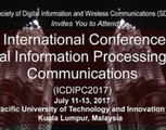 7th Int'l Conference on Digital Information Processing&Communications