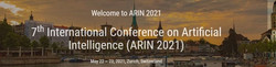 7th International Conference on Artificial Intelligence (arin 2021)