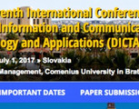 7th Intl.Conf on Digital Info and Communication Tech & Application