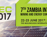 7th Zambia International Mining & Energy Conference & Exhibition