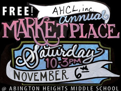 8th Annual Ahcl MarketPlace