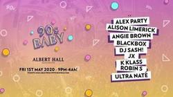 90s Baby - Albert Hall Manchester