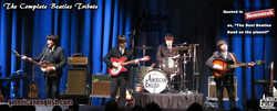 A Beatles and Doors Socially Distant Tribute Show!