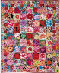A Celebration of Flowers by Kaffe Fassett with Candace Bahouth