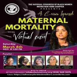 A Crisis Ignored: Maternal Mortality