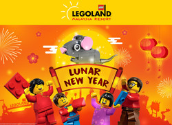 A Cultural Fun-tastic Lunar New Year at Legoland® Malaysia Resort