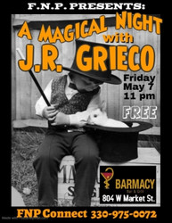 A Magical Night with Jr Grieco