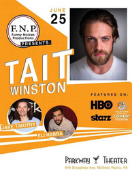 A Marvelous Evening of Comedy with Tait Winston and Friends