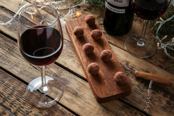 A Match Made in Heaven - Pairing Wine and Chocolate [Jan 15]