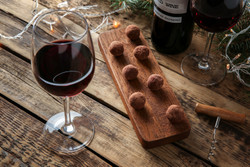 A Match Made in Heaven - Pairing Wine and Chocolate [October 24]