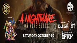 A Nightmare On Vine Street