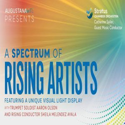 A Spectrum of Rising Artists
