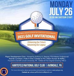 Àalu Lincoln University Golf Invitational