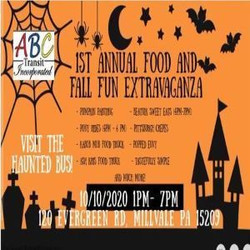 Abc Transit's 1st Annual Food and Fall Fun Extravaganza