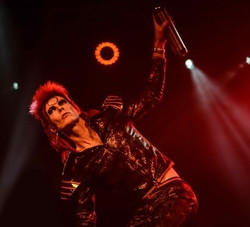 Absolute Bowie return to Norwich