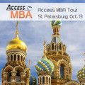 Access Masters Event in Saint Petersburg