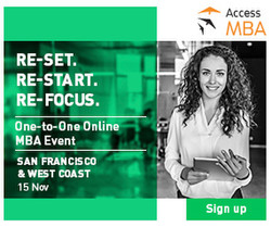 Access Mba online in San Francisco!
