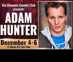Adam Hunter - Live at the Alameda Comedy Club