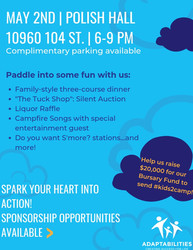 Adaptabilities 2019 Fun-Raising Dinner | Spark your Heart