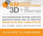 Additve Manufacturing + 3d Printing Conference and Expo