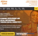 Africacom - Economic Social Digital Connectivity