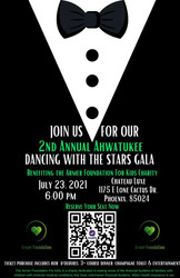 Ahwatukee Dancing With The Stars Black Tie Gala