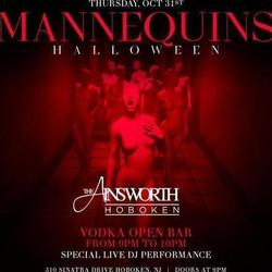 Ainsworth Hoboken Halloween 10/31