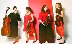 Aizuri Quartet at Emerald City Music