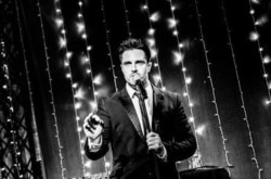 Albie B as Michael Buble